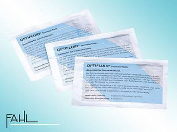 OPTIFLUID® Canule olie doekjes. – 31550 – verpakt per 150 stuks.