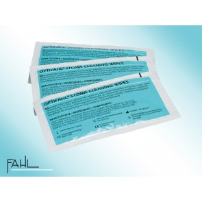 OPTIFAHL® Stoma cleaning wipes