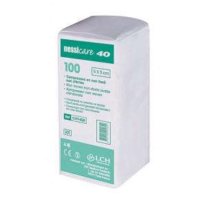 Nessicare – Non woven kompressen – 10x10 cm - CNT-400
