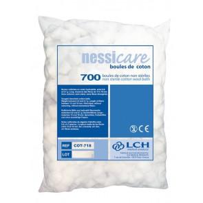 Katoenbollen van NESSICARE - niet steriel – COT-718